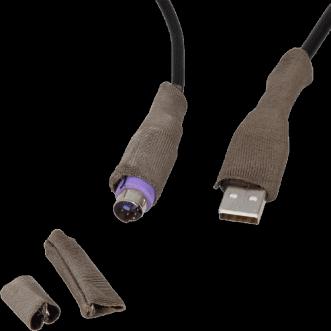 4955 - Kryty konektorů kabelů
