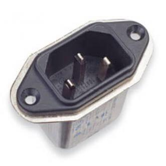 Kompaktní filtr elektrického vedení
